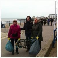 FVCS Beach Clean